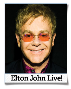 Watch Elton John and more this Friday!