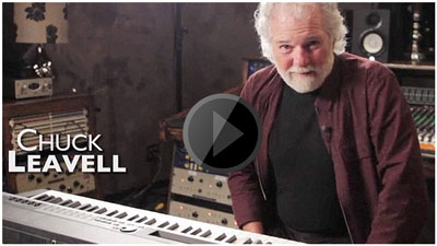 CP Stage Pianos Chuck Leavell