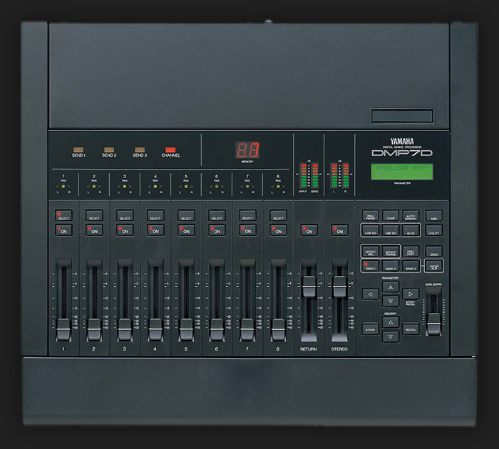 1980 Digital Mixers