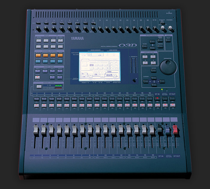 1990 Digital Mixers