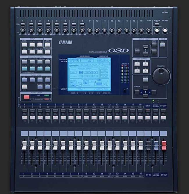 2000 Digital Mixers