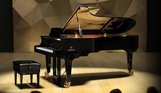 Grand Pianos - Pianos - Musical Instruments - Products