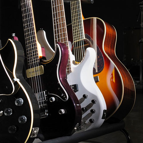 Guitars and Basses Instruments