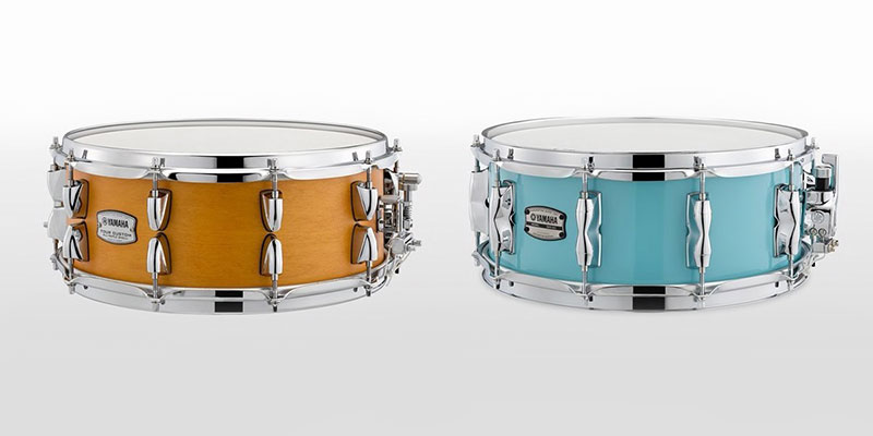 Image for tour custom and recording snare drums