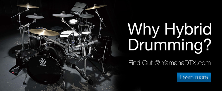 Why Hybrid Drumming?