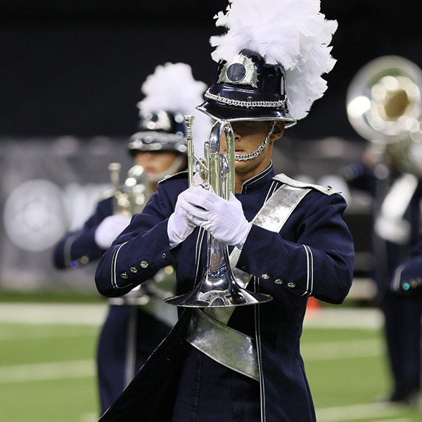 Image result for bluecoats dci