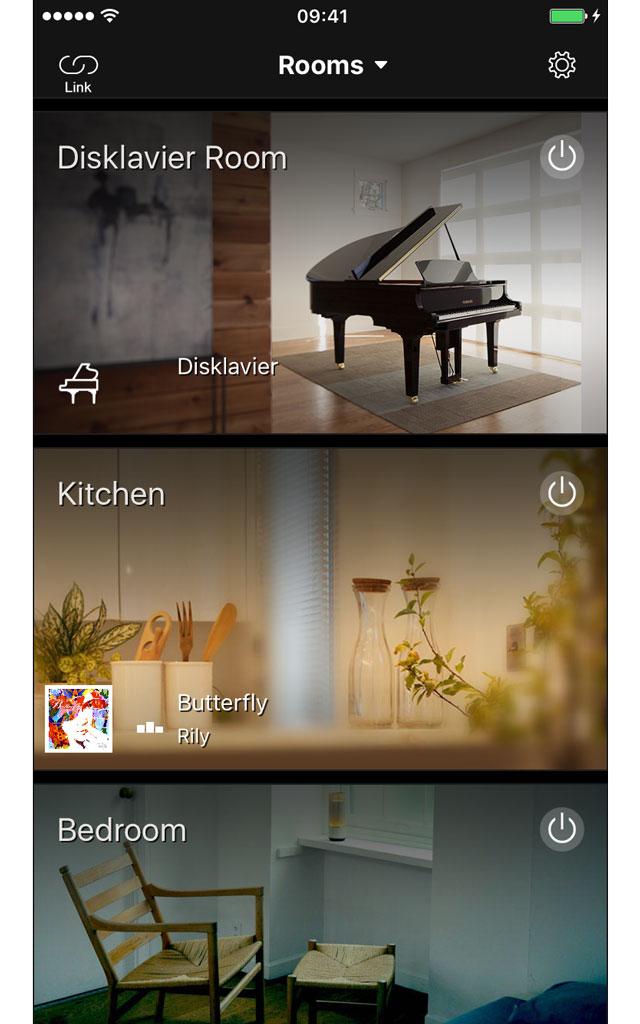 MusicCast App Image-2
