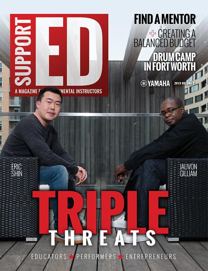 SupportED Magazine - Yamaha - United States