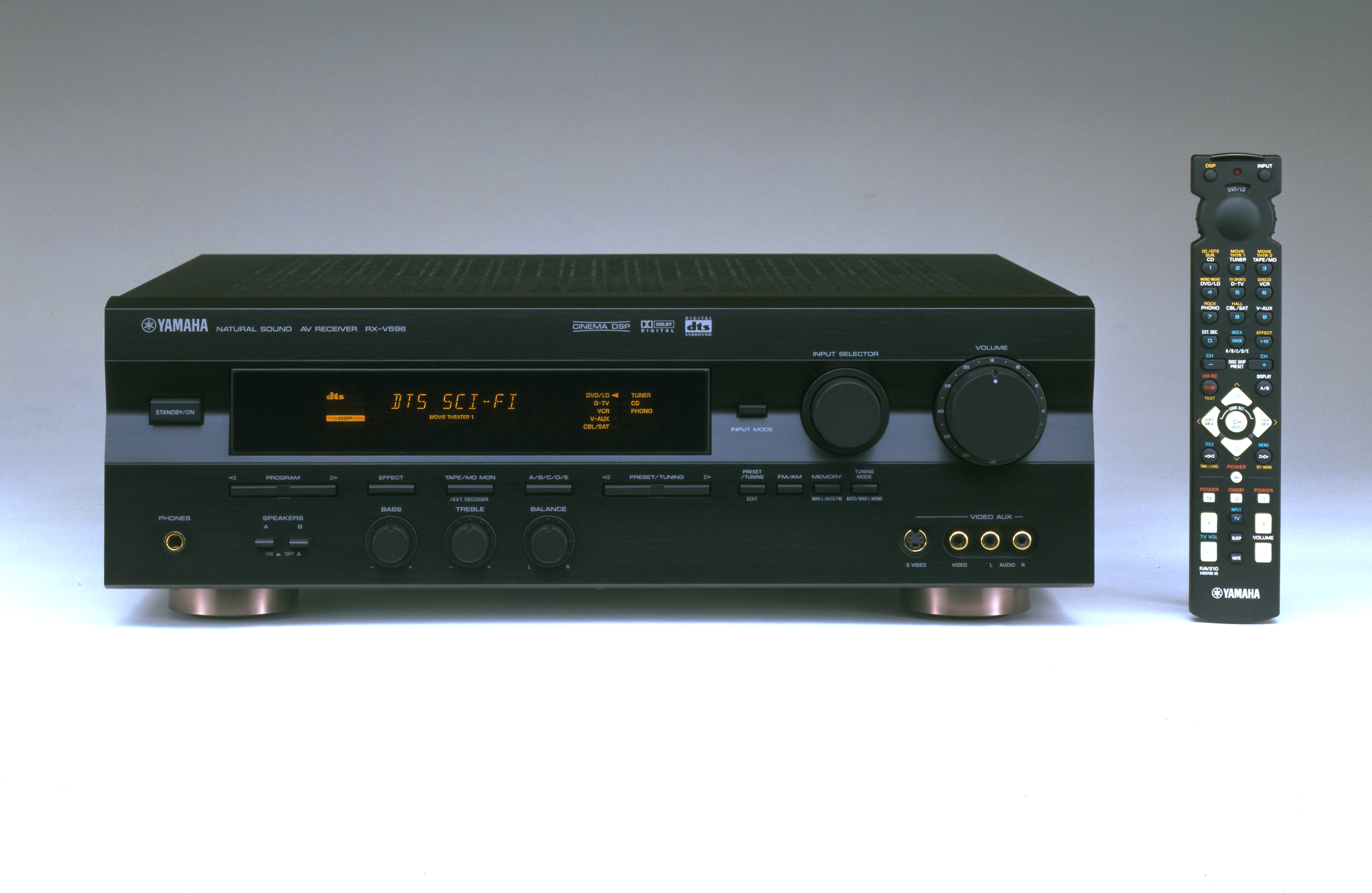 Yamaha Rx V  Remote Code