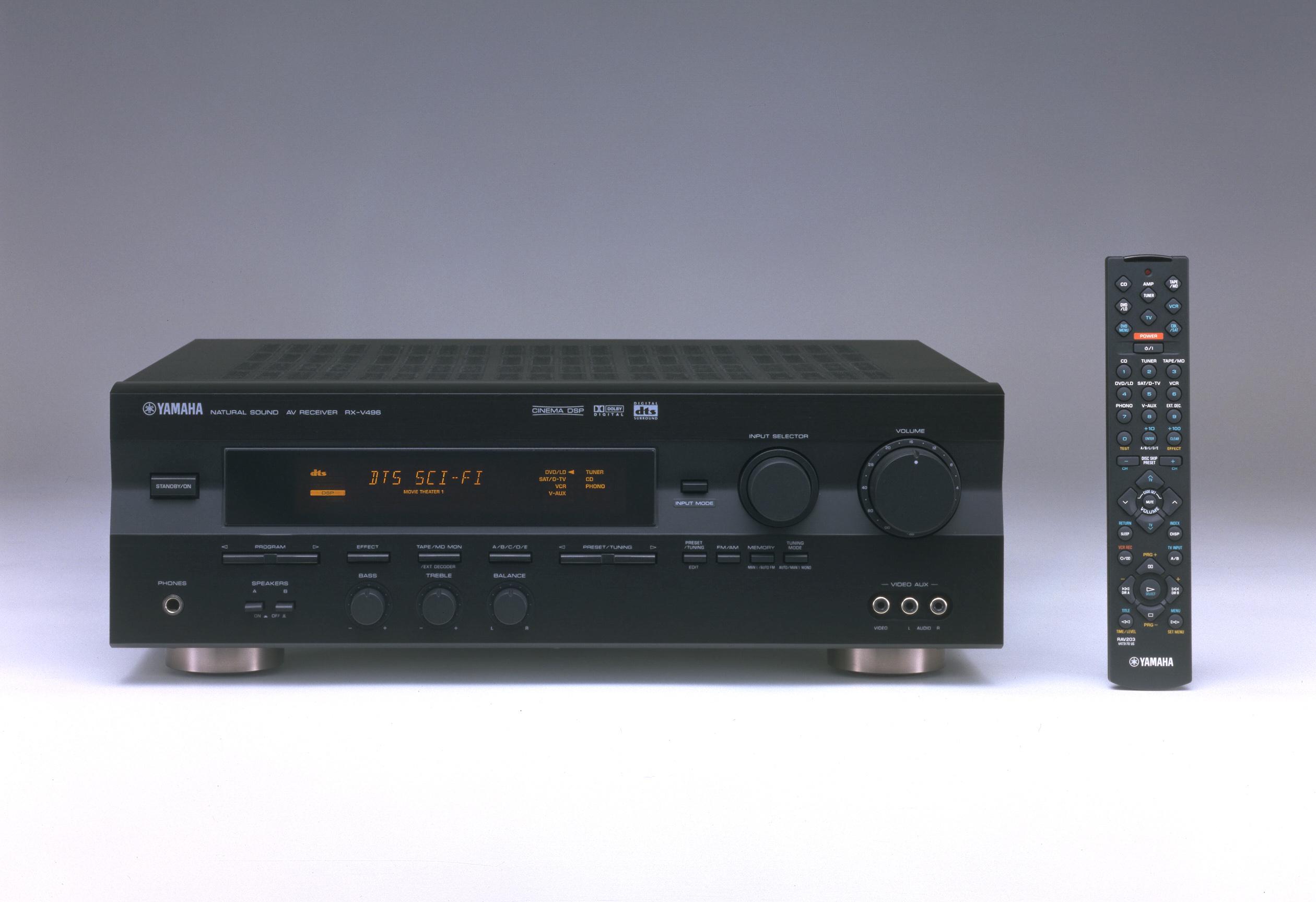 Yamaha Brasil Audio