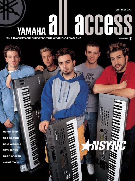 Yamaha All Access Magazine
