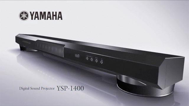 Yamaha All In One Soundbar