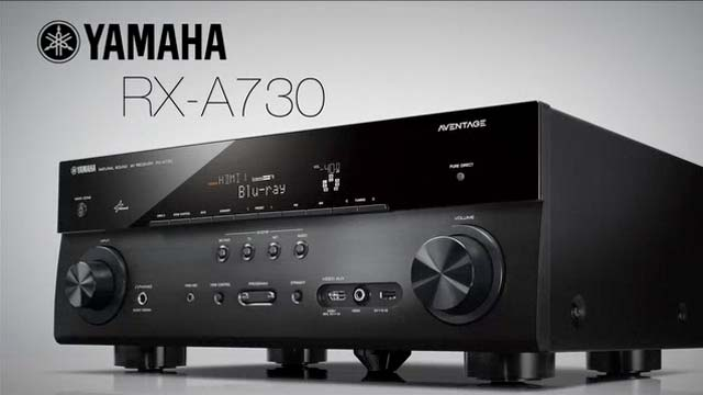 rx a730 7 2 channel network aventage av receiver