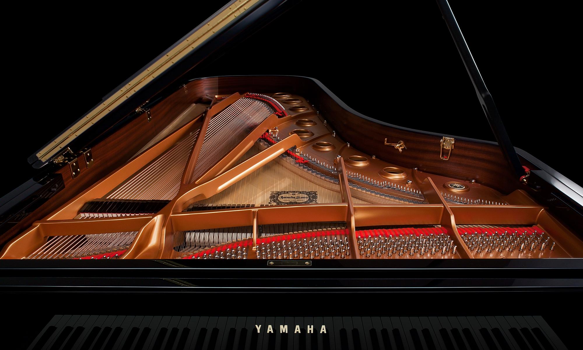 Cfx yamaha design yamaha corporation for Yamaha piano los angeles