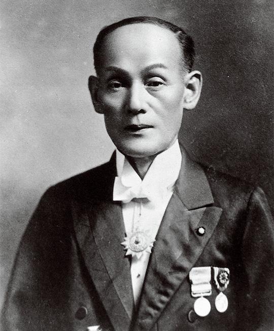 [ Image ] Torakusu Yamaha