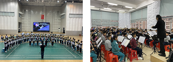 [ image ] A band clinic in Guangzhou city