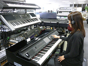 [ photo ] Yamaha Music Japan Co., Ltd.
