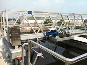 [ image ] Reusing wastewater for cooling water (Hangzhou Yamaha)