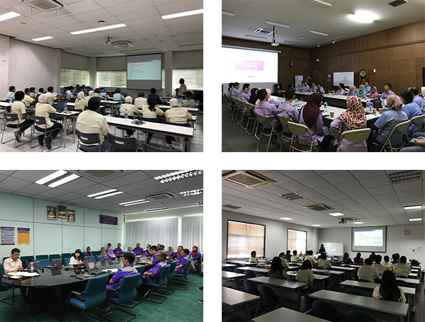[ image ] Socially responsible procurement orientation meetings (Malaysia)