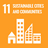 [ icon ] SUSTAINABLE CITIES AND COMMUNITIES