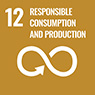 [ icon ] RESPONSIBLE CONSUMPTION AND PRODUCTION