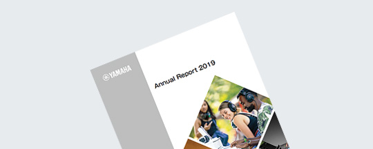 [ Thumbnail ] Annual Report