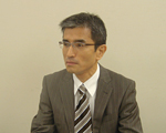 [ Image ] Presenter:Motoki Takahashi Director and Managing Executive Officer Yamaha Corporation