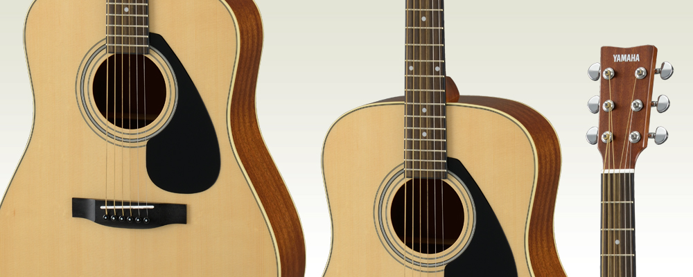 the structure of the acoustic guitar how a guitar makes sound rh yamaha com yamaha guitar price guide yamaha acoustic guitar review guide
