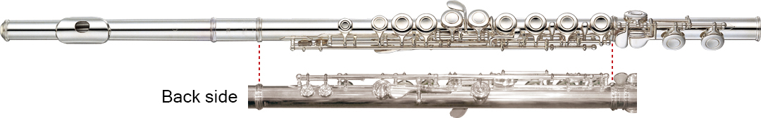 Brilliant The Structure Of The Flute The Parts Of The Flute Musical Wiring Database Gramgelartorg