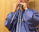 A straw instrument with a diameter of 5 mm