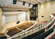 French 19th-century style and sound quality can be enjoyed at Shinjuku Cultural Center