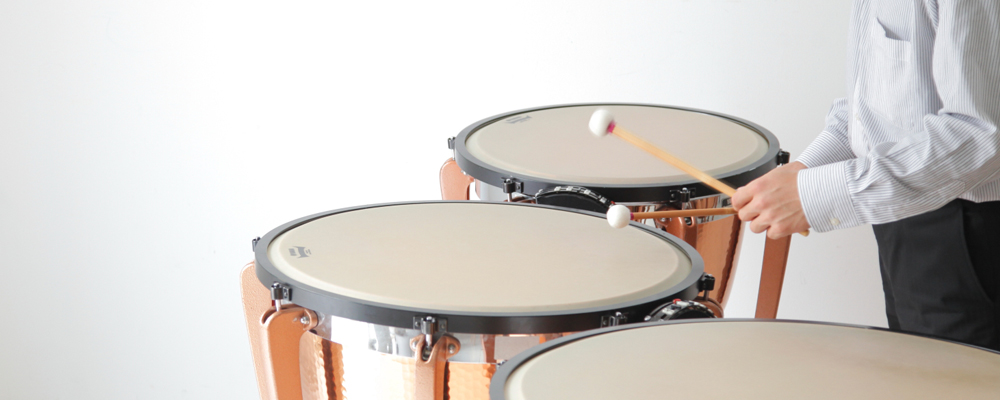 how to play the timpani how to tune the timpani musical instrument