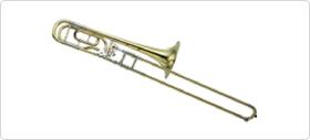 A tenorbass trombone (YSL-882UII)