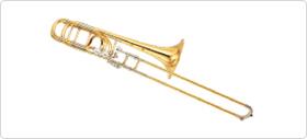 A bass trombone (YBL-830)