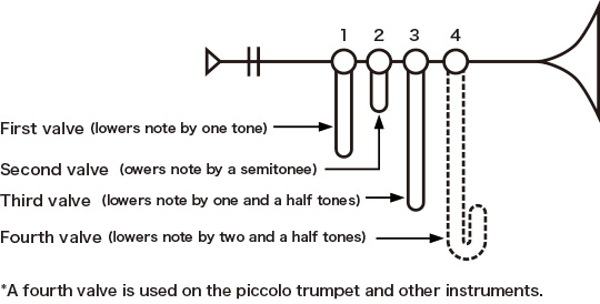 mechanism_p02_03 the structure of the trumpet how does the trumpet generate sound