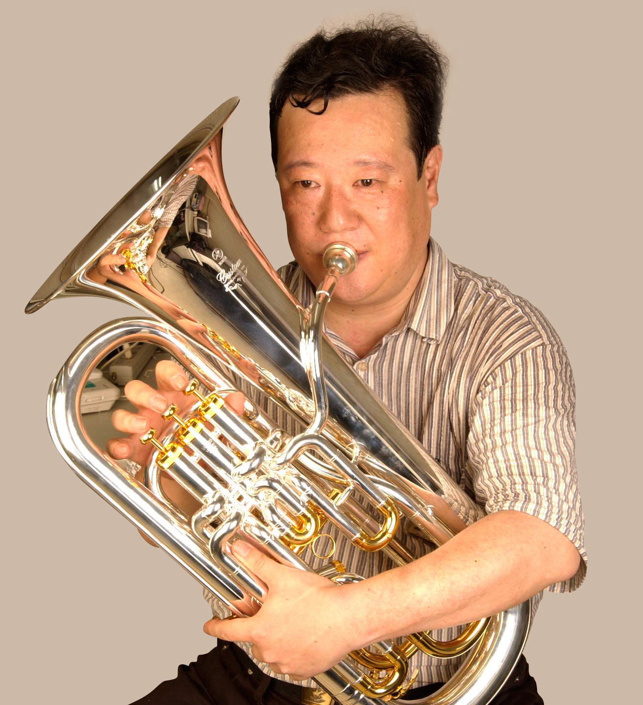 The modern euphonium