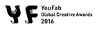 "[ image ] Yamaha Jointly Sponsors the ""YouFab Global Creative Awards 2016"""
