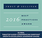 [ image ] Yamaha Earns Frost & Sullivan's Growth Excellence Leadership Award