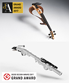 [ image ] Yamaha Musical Instruments Win a Series of Top Prizes in the Design Award Competitions in Asia
