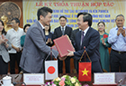 [ image ] Yamaha and Vietnam's Ministry of Education and Training Concluded a MOU Regarding Instrumental Music Education