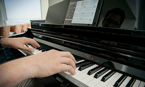 Yamaha's Digital Piano Clavinova™ CSP Series Wins Red Dot Award
