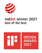[ image ] Yamaha YDS-150 Digital Saxophone, THR-II Guitar Amp Selected for Red Dot and iF Design Awards