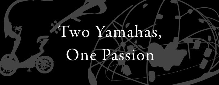 Two Yamahas, One Passion - Design Exhibition 2016