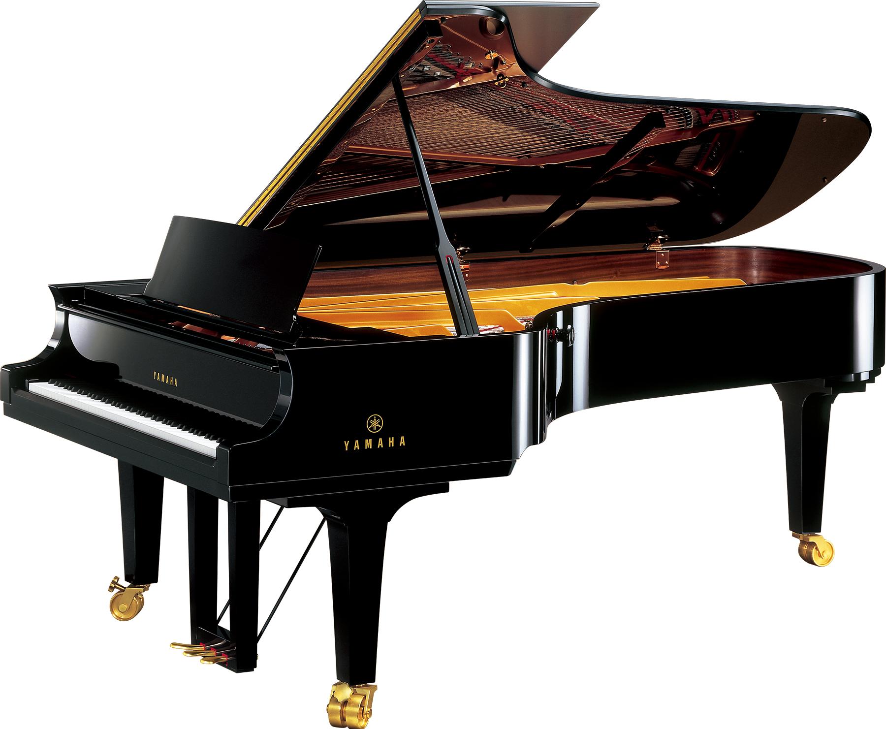 ピアノのしくみ:パーツの名前を...