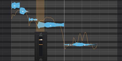 [ 画像 ] 「エモーションツール」が歌い方をビジュアル化