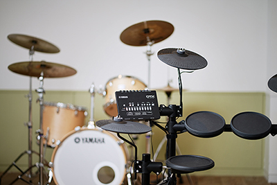 [ 画像 ] アコースティックドラムのサウンドをリアルに再現