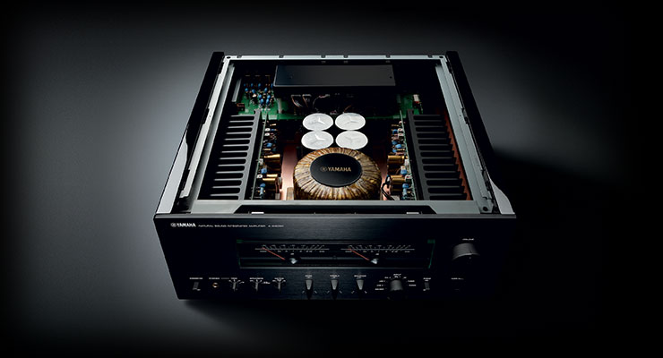 NEW High-end Amplifier and CD Player