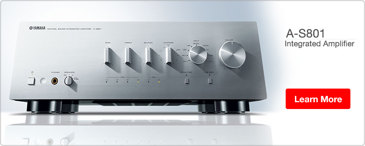 Yamaha A-S801 Integrated Amplifier