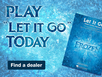 Frozen: Let It Go Promo