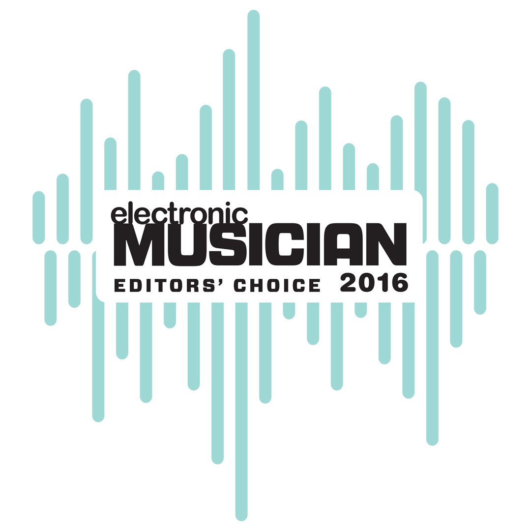 Electronic Musician - Editors' Choice 2015